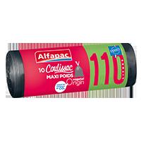 Lancement de la gamme Alfapac Coulissac Maxi Poids®