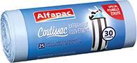 Alfapac Coulissac® Spécial poubelle étroite