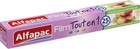 Alfapac Film TOUT EN 1