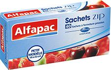 Alfapac Zip Congélation®