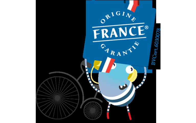 Le label Origine France Garantie :  transparence et traçabilité