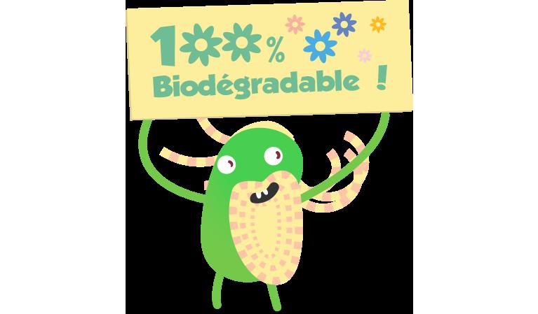 Alfapac 100 % Biodégradable