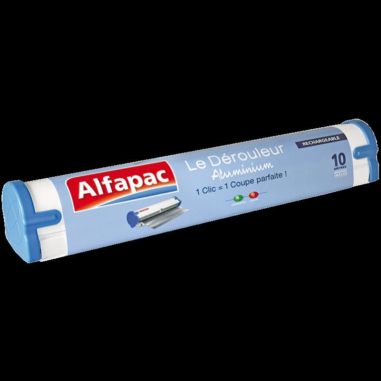 Dérouleur Aluminium | et sa recharge