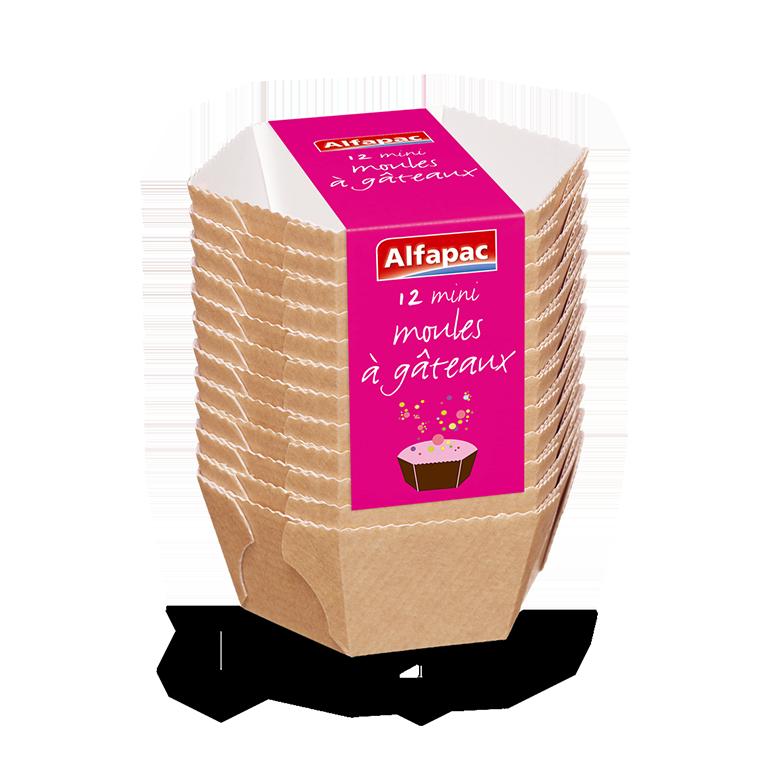 Moules Mini Cakes Carton