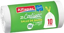 Alfapac Coulissac® Salle de bains