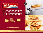 Alfapac Sachet cuisson