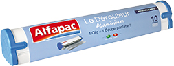 Alfapac Dérouleur Aluminium