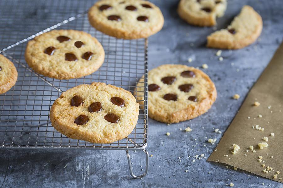 Cookies aux pépites de carambar