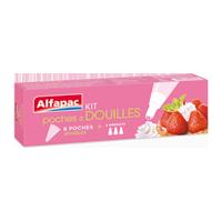 Kit poches à douilles Alfapac