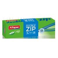 Sacs congélation Alfapac – Double zip
