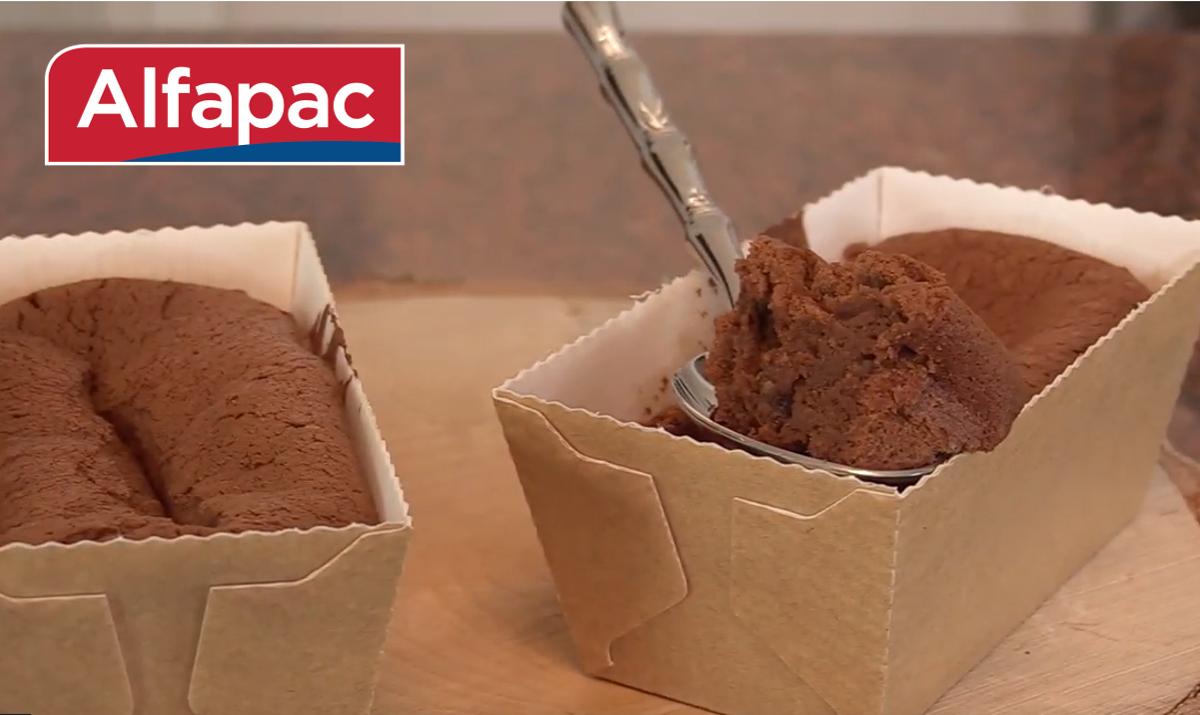 Mini Cakes au chocolat, miso et mascarpone – Chef Clément